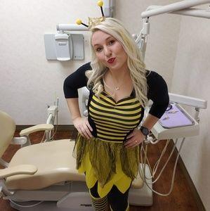 Bumble bee / queen bee costume